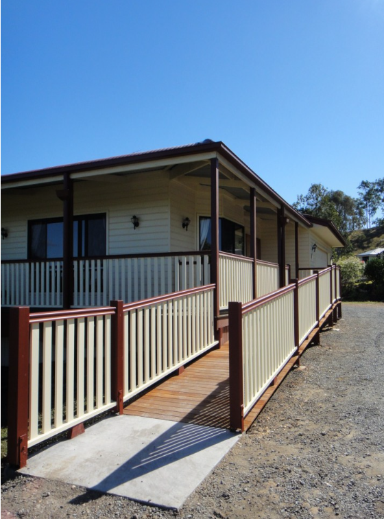 Accessible Ramp to Home