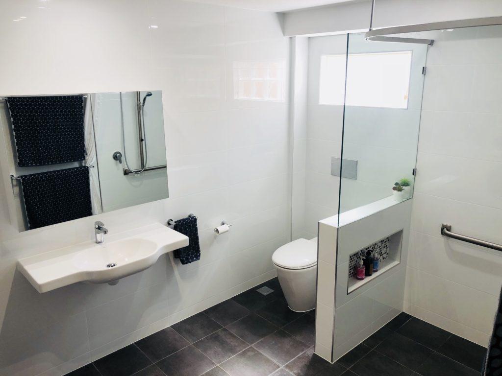 Disabled Bathroom Design – VIP Access