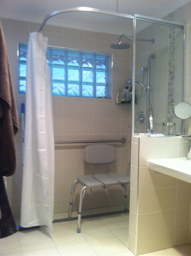 disabled bathroom design  vip access